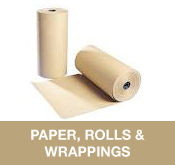 Paper, Rolls and Wrapppings