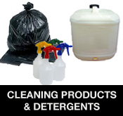 Cleaning Products and Detergents