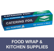 Food Wrap and Kitchen Supplies